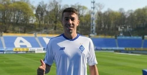 Де Пена отметился голом в дебютном матче за Динамо