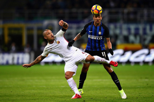 Интер – Рома – 1:1. Текстовая трансляция матча