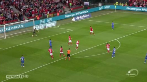 Стандард – Генк – 1:3. Видео голов и обзор матча