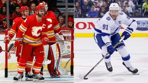 НХЛ. Впервые в истории в 1 раунде плей-офф вылетели 2 топ-команды