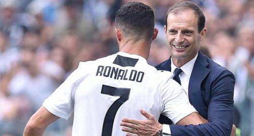АЛЛЕГРИ: «Роналду - будущее Ювентуса»