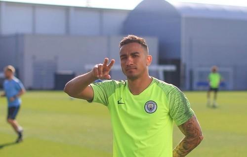 Защитник Манчестер Сити может перейти в Интер