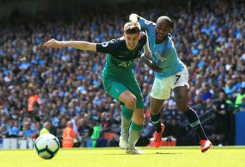 Зинченко помог Манчестер Сити обыграть Тоттенхэм
