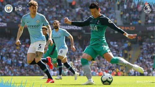 Манчестер Сити – Тоттенхэм – 1:0. Видео голов и обзор матча