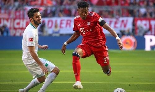 Бавария обыграла Вердер, Аугсбург отгрузил 6 мячей Штутгарту