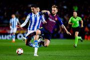 Барселона — Реал Сосьедад - 2:1. Видео голов и обзор матча