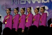 Украинские гимнастки завоевали золото на этапе КМ в Ташкенте