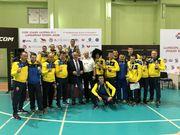 Сборная Украины по боксу заняла второе место на турнире в Грузии