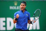 ATP Монте-Карло. Фоньїні виграв перший Мастерс в кар'єрі