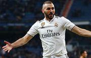 Ла Лига. Хет-трик Бензема принес победу Реалу над Атлетиком