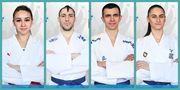 Каратисти з України завоювали чотири медалі в Марокко