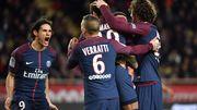 ПСЖ в восьмой раз выиграл чемпионат Франции