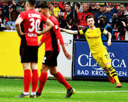 Фрайбург – Боруссия Дортмунд – 0:4. Видео голов и обзор матча