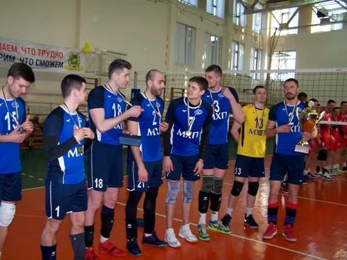 МХП-Винница выиграла бронзовые награды, Новатор выбыл из Суперлиги