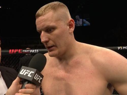 Расписание боёв UFC 20 апреля 2019 года, онлайн трансляция