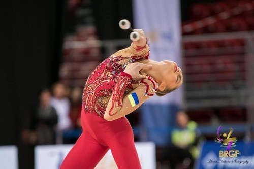 Влада Никольченко завоевала бронзу этапа Кубка мира