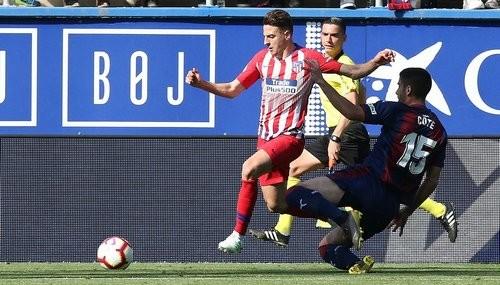 Эйбар — Атлетико — 0:1. Видео гола и обзор матча