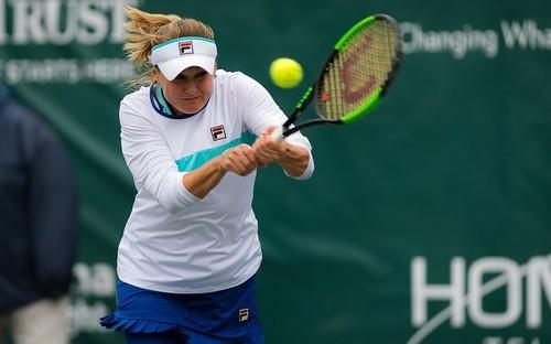 Козлова вышла в финал квалификации турнира в Стамбуле