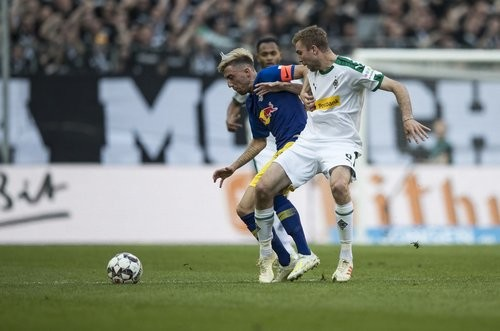 Боруссия Менхенгладбах — РБ Лейпциг — 1:2. Видео голов и обзор матча