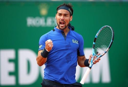 ATP Монте-Карло. Фоньини выиграл первый Мастерс в карьере
