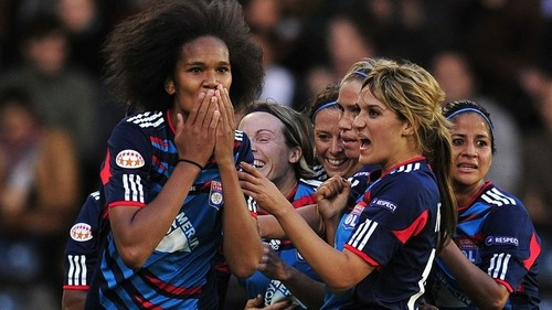 Лион и Барселона выиграли первые полуфиналы женской ЛЧ