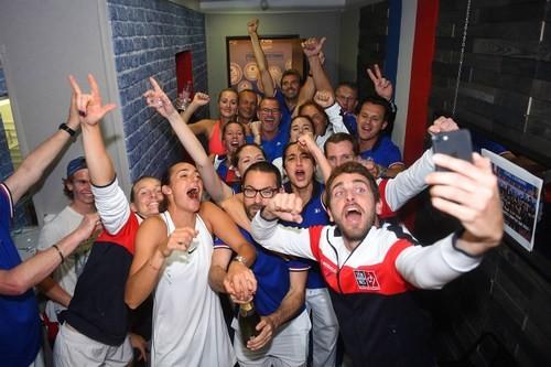 Сборная Франции вышла в финал Кубка Федерации