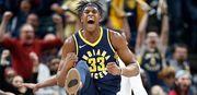 Мощный данк Тернера через Хэйворда – момент дня в НБА