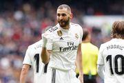 Бензема забил 30 мячей за Реал в сезоне