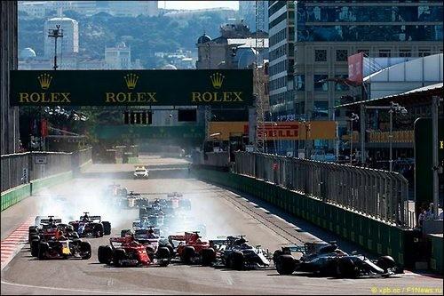 В Баку завершается подготовка к Гран При