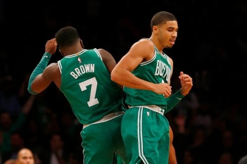 НБА. Бостон стал первым участником второго раунда плей-офф