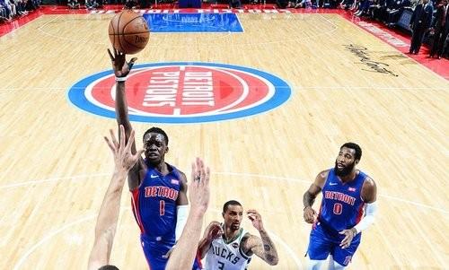Детройт установил антирекорд НБА