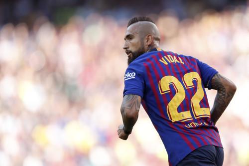 Барселона намерена продлить контракт с Видалем