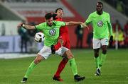 Вольфсбург – Айнтрахт – 1:1. Видео голов и обзор матча