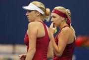 WTA Штутгарт. Сестри Кіченок програли в першому раунді парного турніру