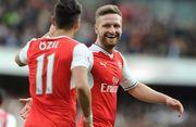 Арсенал летом собирается продать троих игроков основы