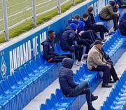 На просмотр в Динамо приехал 19-летний нигериец
