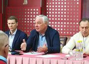 Дериземля может заменить Брынзака на посту президента ФБУ