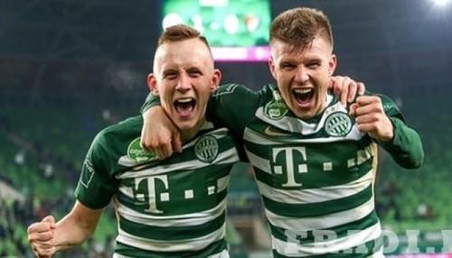 ВИДЕО. Как Петряк и Харатин чемпионство в Венгрии праздновали
