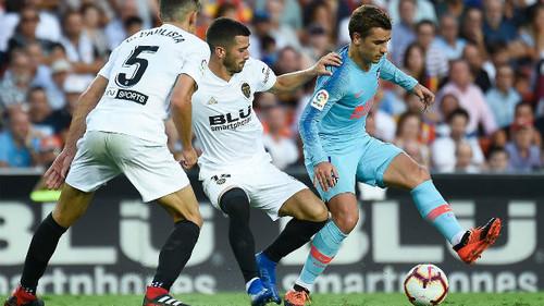 Где смотреть онлайн матч чемпионата Испании Атлетико – Валенсия