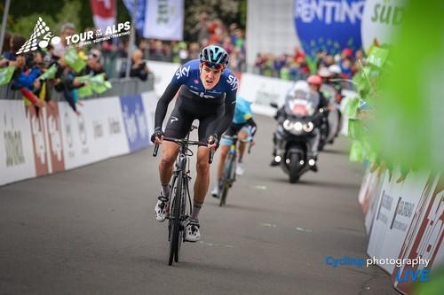 Тур Альп. Сиваков выиграл второй этап
