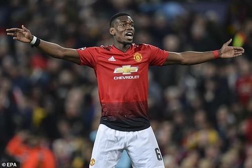 Погба сказал игрокам Манчестер Юнайтед, что покинет клуб