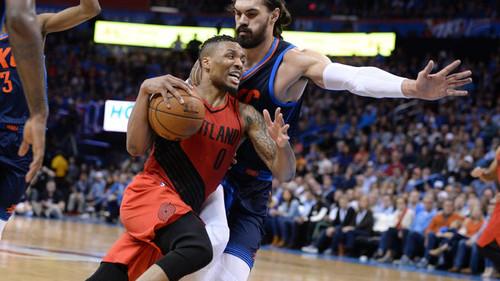 НБА. Торонто, Филадельфия и Портленд вышли во второй раунд
