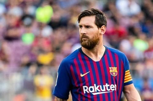 Месси провел 100 матчей в качестве капитана Барселоны