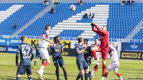 Олимпик – Арсенал Киев – 2:0. Видео голов и обзор матча