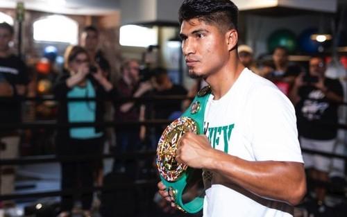 Гарсия отказался от титула WBC в легком весе