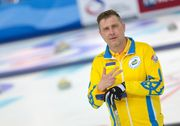 Украина проиграла Дании на чемпионате мира по керлингу