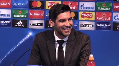 Пауло ФОНСЕКА: «До пенальти считал ничью заслуженным итогом матча»