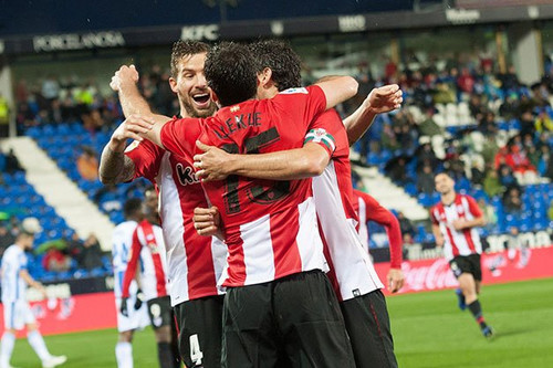 Леганес – Атлетик – 0:1. Видео гола и обзор матча