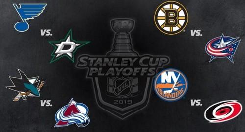 НХЛ. Известны все пары плей-офф второго раунда