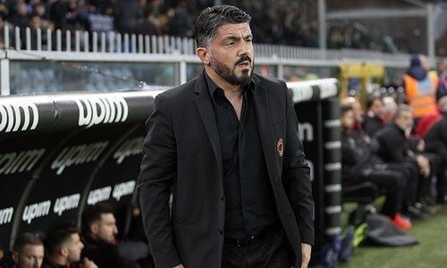 Дженнаро ГАТТУЗО: «Милан выглядел растерянно»